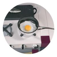 Кафе 12 Стульев - иконка «кухня» в Кунье